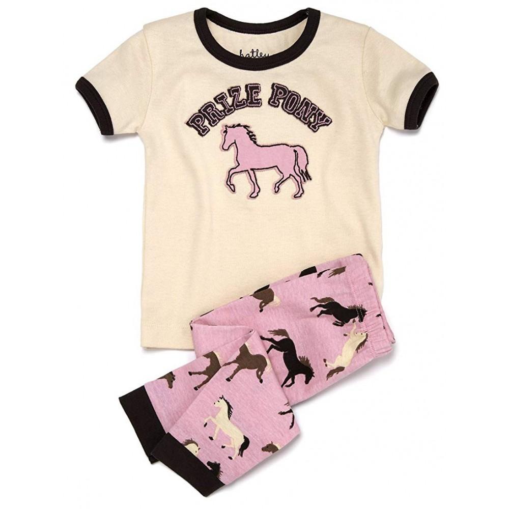 Hatley Girls Pyjama Set - size 6 months