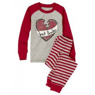 Gymboree - Boys Heart Breaker Pyjamas