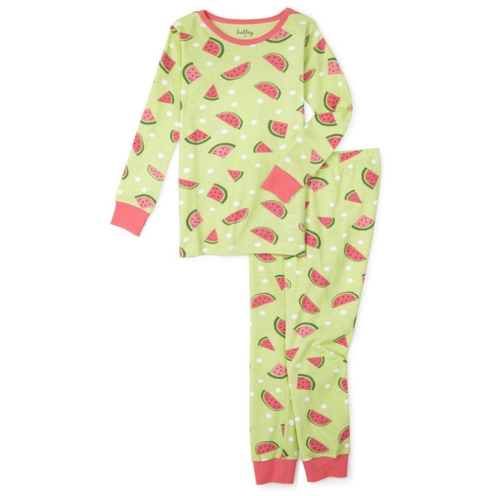Hatley Kids - Girls Watermelon Pyjamas