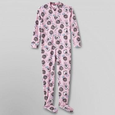 Fleece Footed Pyjamas...