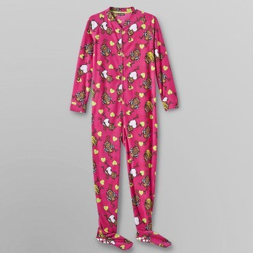 Fleece Footed Pyjamas...