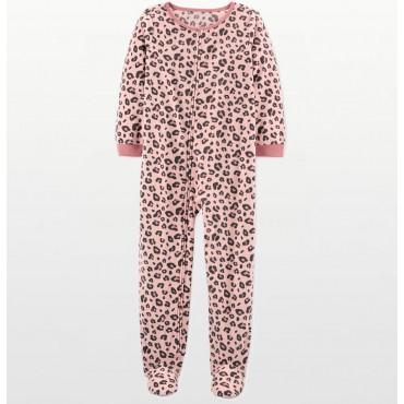 Carters - Girls Pink Animal...