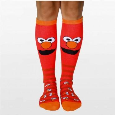 Sesame Street - Elmo Socks Knee High
