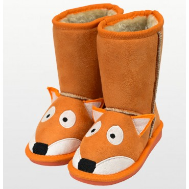 Toasty Toez Boots - Fox