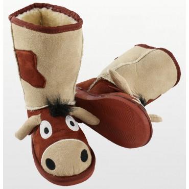 Toasty Toez Boots - Bull