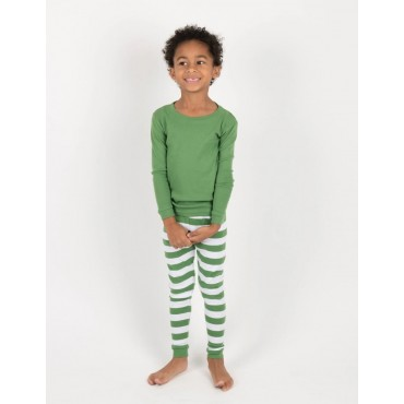 Children's - Blue Tail End Cotton Onesie Pj's