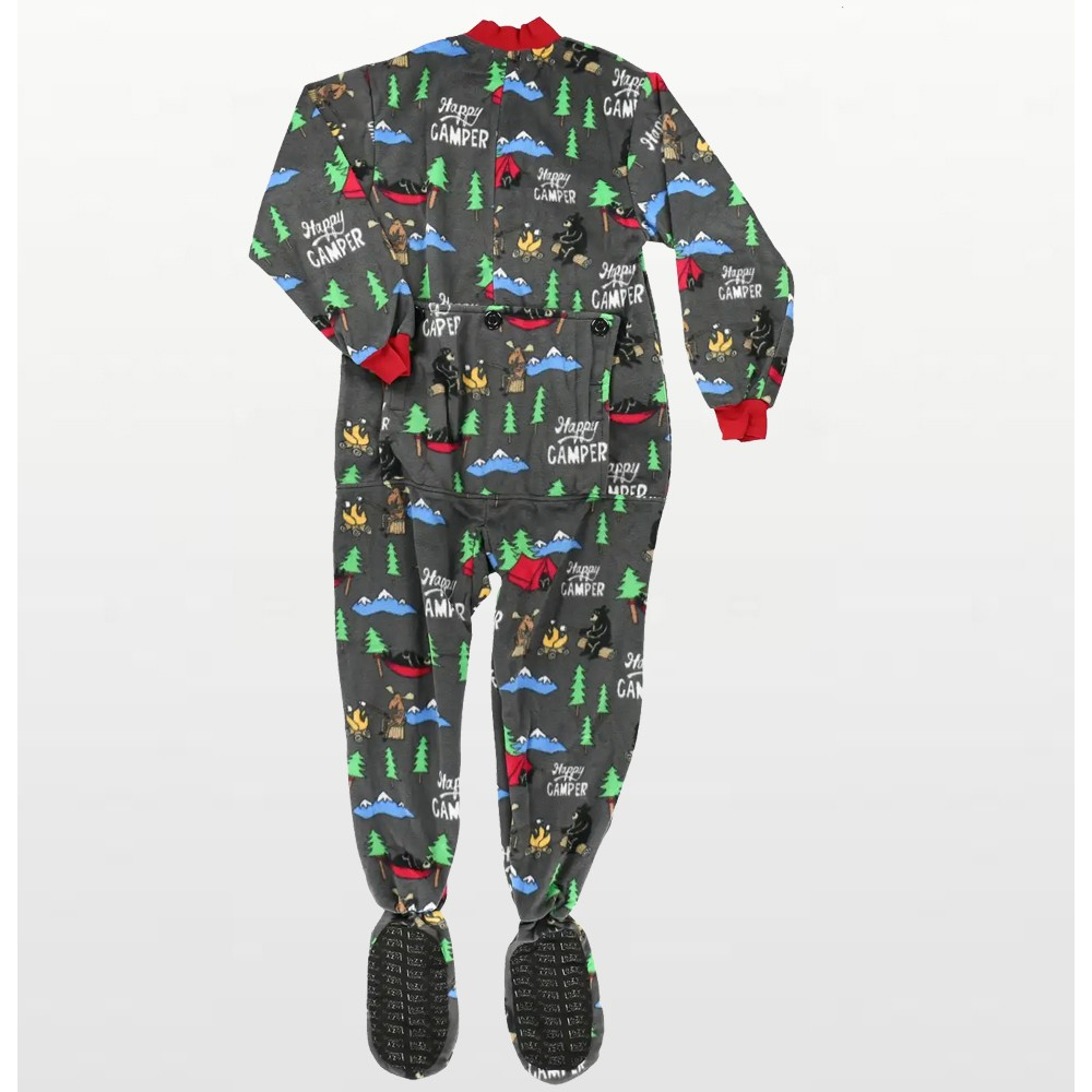Hatley Kids - Wild and Cozy First Mate Pyjamas