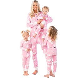 Adult - Moody in the Morning Fleece Onesie with Dropseat