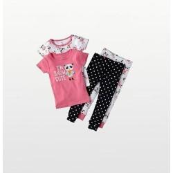Carters – Girls Spotted Princess Microfleece Onesie Pyjamas