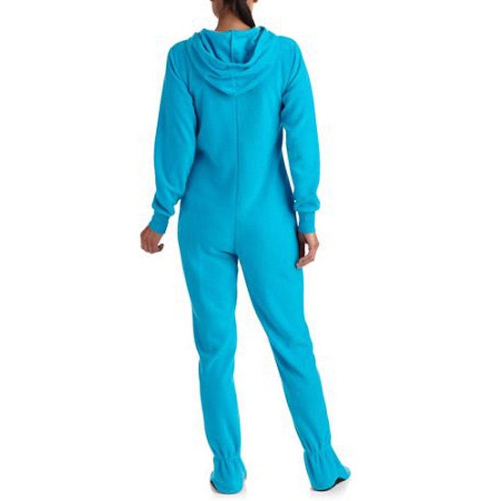 Sesame Street - Cookie Monster Hooded Fleece Onesie