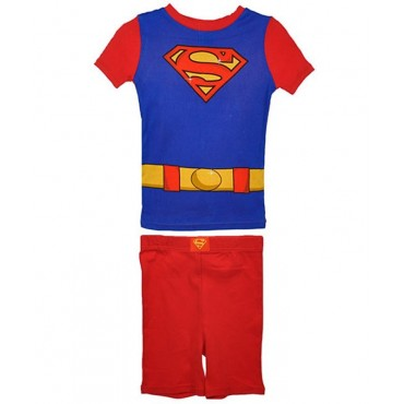 Boys Superman Pyjamas - 100% Cotton