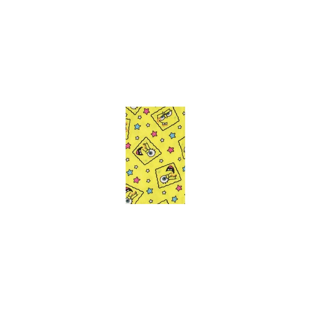Nickelodeon -  SpongeBob SquarePants Footed Pyjamas