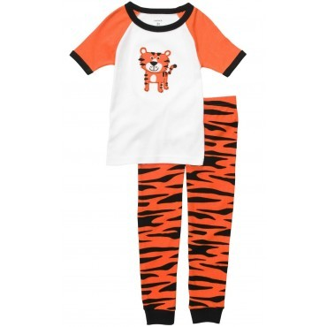 Carter's - Boys 2 piece Cotton Pyjamas - Tiger