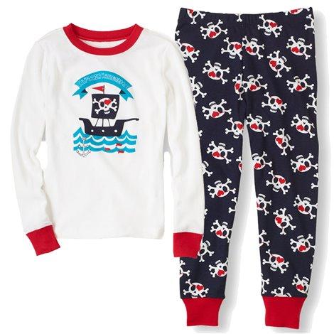 Childrens Place - Boys Pirate Pyjamas