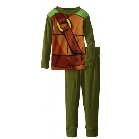 Boys Teenage Mutant Ninja Turtle Pyjamas 100% Cotton