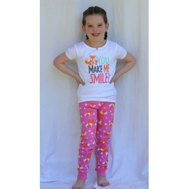Carters - 3 piece Cotton Pyjamas - You make me smile