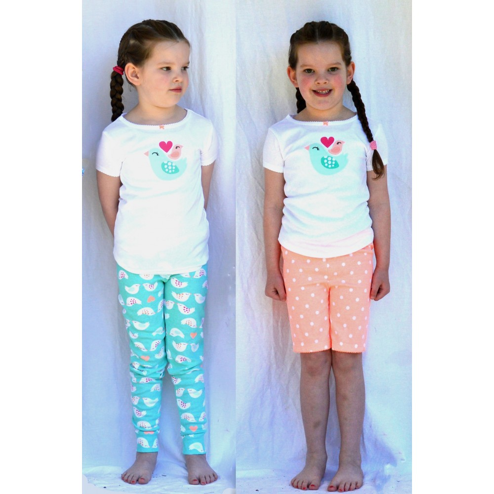 Carter's - 3 piece Cotton Pyjamas - Birdy