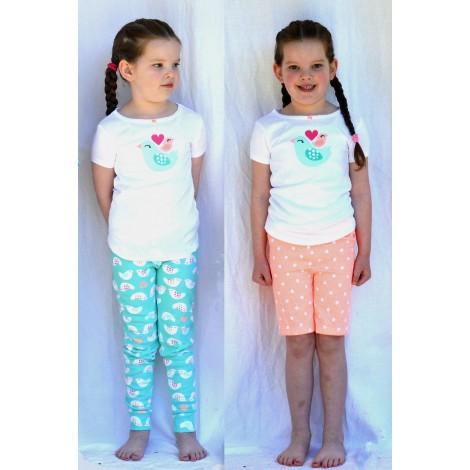 Carter's - 3 piece Cotton Pyjamas - Birdy