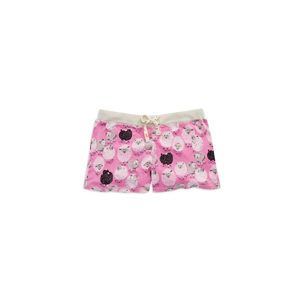Munki Munki - Pink Sheep Pyjama Set
