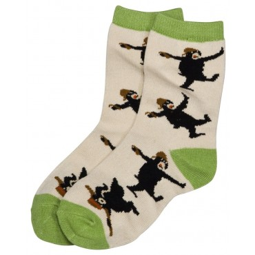 Boys - Dancing Bear Socks - 3 pair pack