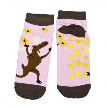 Womens - Slipper Socks - Foxy