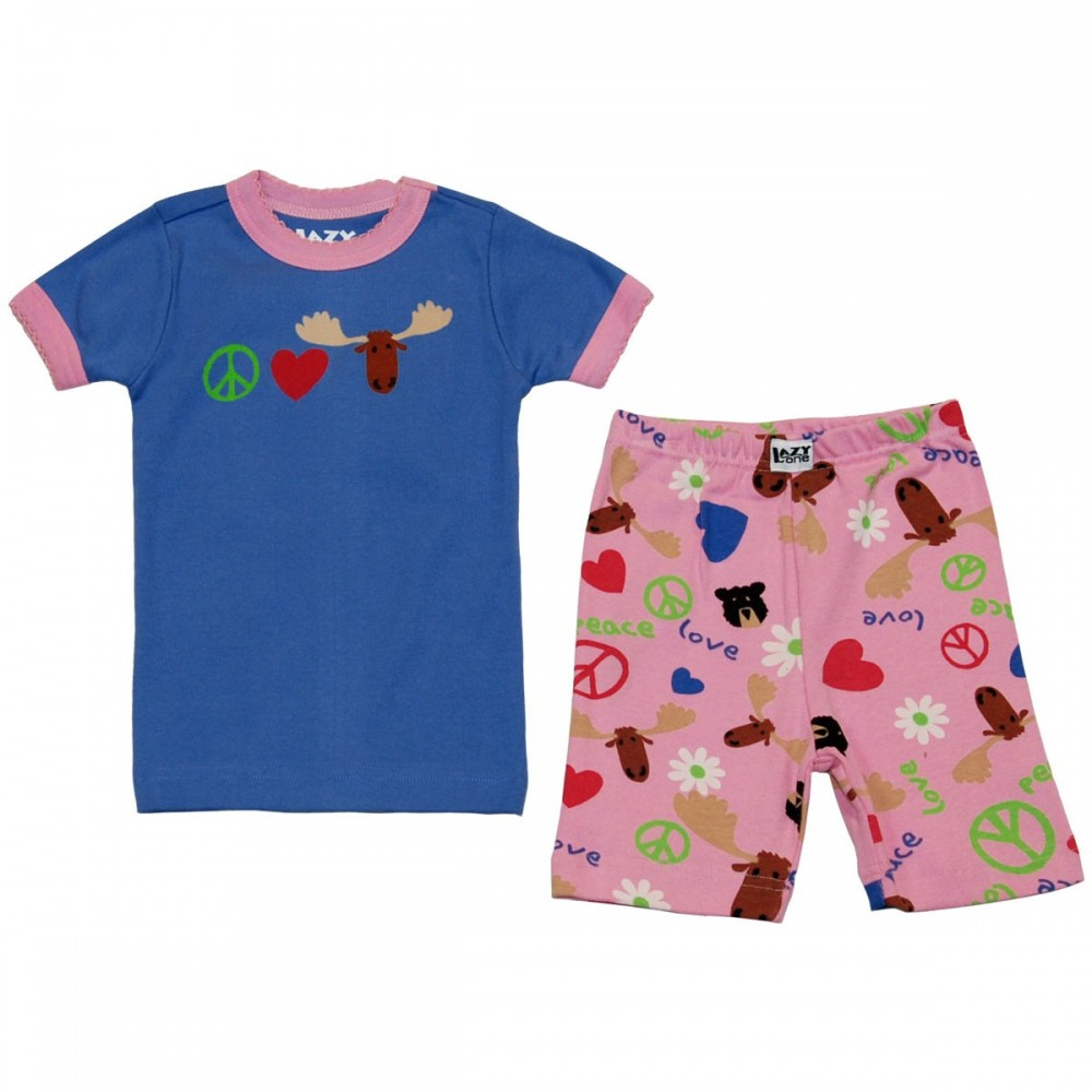 LazyOne - Peace and Love Pyjamas