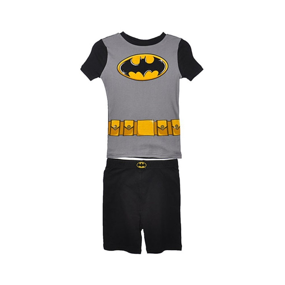 Boys Batman Pyjamas - 100% Cotton