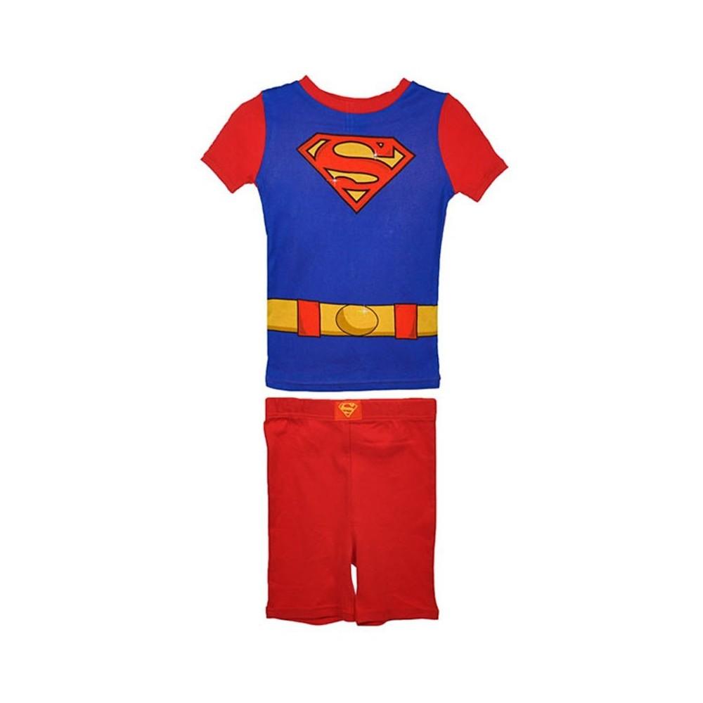Boys Superman Pyjamas - 100% Cotton